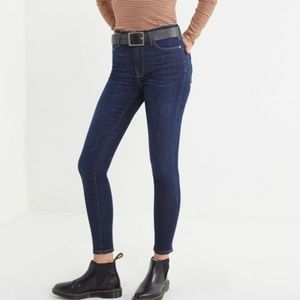 Urban Outfitters BDG Skinny High Rise Jeans